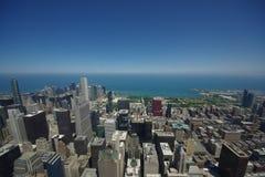 Ville de Chicago images libres de droits