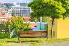 Ville de Cluj-Napoca Photo stock