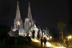 Ville de Cologne Photos stock