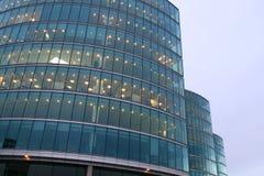 ville de constructions Image stock