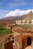 Ville de désert, Maroc Image stock