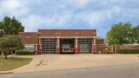 Ville de Dallas Fire Station No 29 images stock