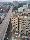 Ville de Dhaka photos stock
