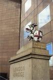Ville de dragon de Londres Photos stock