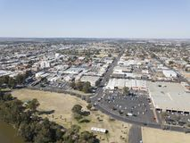 Ville de Dubbo Photo stock