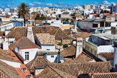 Ville de Faro Images libres de droits