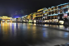 Ville de FengHuang Photo stock