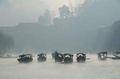 Ville de Fenghuang Acient Photographie stock