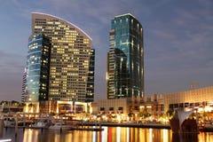 Ville de festival à Dubaï Image stock