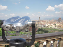 Ville de Florence Photos libres de droits