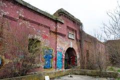 Ville de forteresse de la défense photos stock