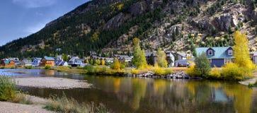 Ville de George le Colorado Photos stock