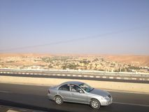 Ville de Ghardaia Photos libres de droits