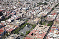 Ville de Guadalajara Photo stock
