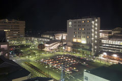 Ville de Hachinohe Images libres de droits