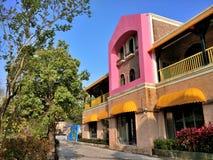 Ville de Hakka de Gankeng Photographie stock libre de droits