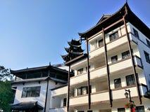 Ville de Hakka de Gankeng Image libre de droits