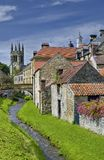 Ville de Helmsley   Photos stock
