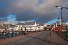 Ville de Helsingborg, Suède Photo libre de droits