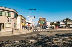 Ville de Hirosaki Image libre de droits
