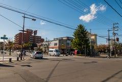 Ville de Hirosaki Photo libre de droits