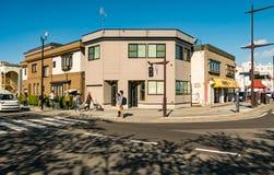 Ville de Hirosaki Photographie stock libre de droits