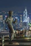 Ville de Hong Kong Images libres de droits