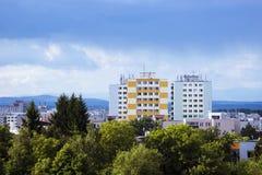 Ville de Hradec Kralove Images libres de droits