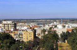 ville de Huelva, Andalousie, Espagne photos stock