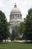 Ville de Jefferson, Missouri - capitol d'état Photographie stock