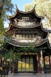 Ville de Jianchuan en Chine Images libres de droits
