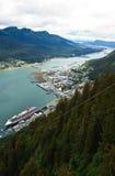 Ville de Juneau Photographie stock