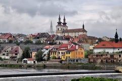 Ville de Kadan Image stock