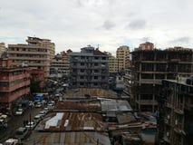 Ville de Kariakoo Image stock