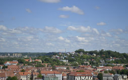 Ville de Kaunas Images stock