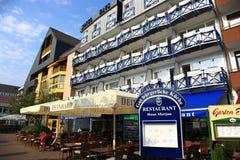 Ville de Koblenz Photographie stock libre de droits