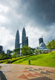 Ville de Kuala Lumpur Images stock
