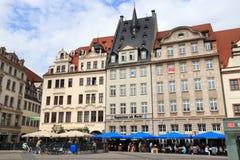 Ville de l'Allemagne - de Leipzig image libre de droits