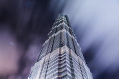 Ville de la Chine de Changhaï Photographie stock libre de droits