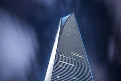 Ville de la Chine de Changhaï images stock