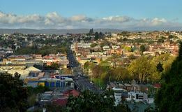 Ville de la Tasmanie Launceston Photo stock
