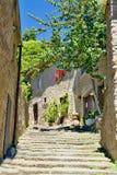 Ville de la Toscane image stock