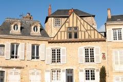 Ville de Le Mans Plantagenet Photographie stock libre de droits