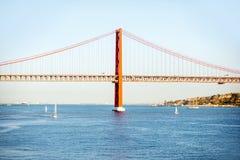 Ville de Lisbonne au Portugal Images stock