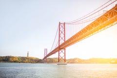 Ville de Lisbonne au Portugal Photo libre de droits