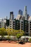 Ville de Los Angeles Photographie stock
