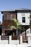 ville de maison Image stock