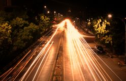 Ville de Makassar Photo libre de droits