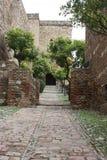 Ville de Malaga Photo libre de droits