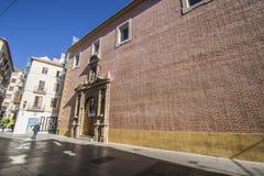 Ville de Malaga, Malaga Photographie stock libre de droits